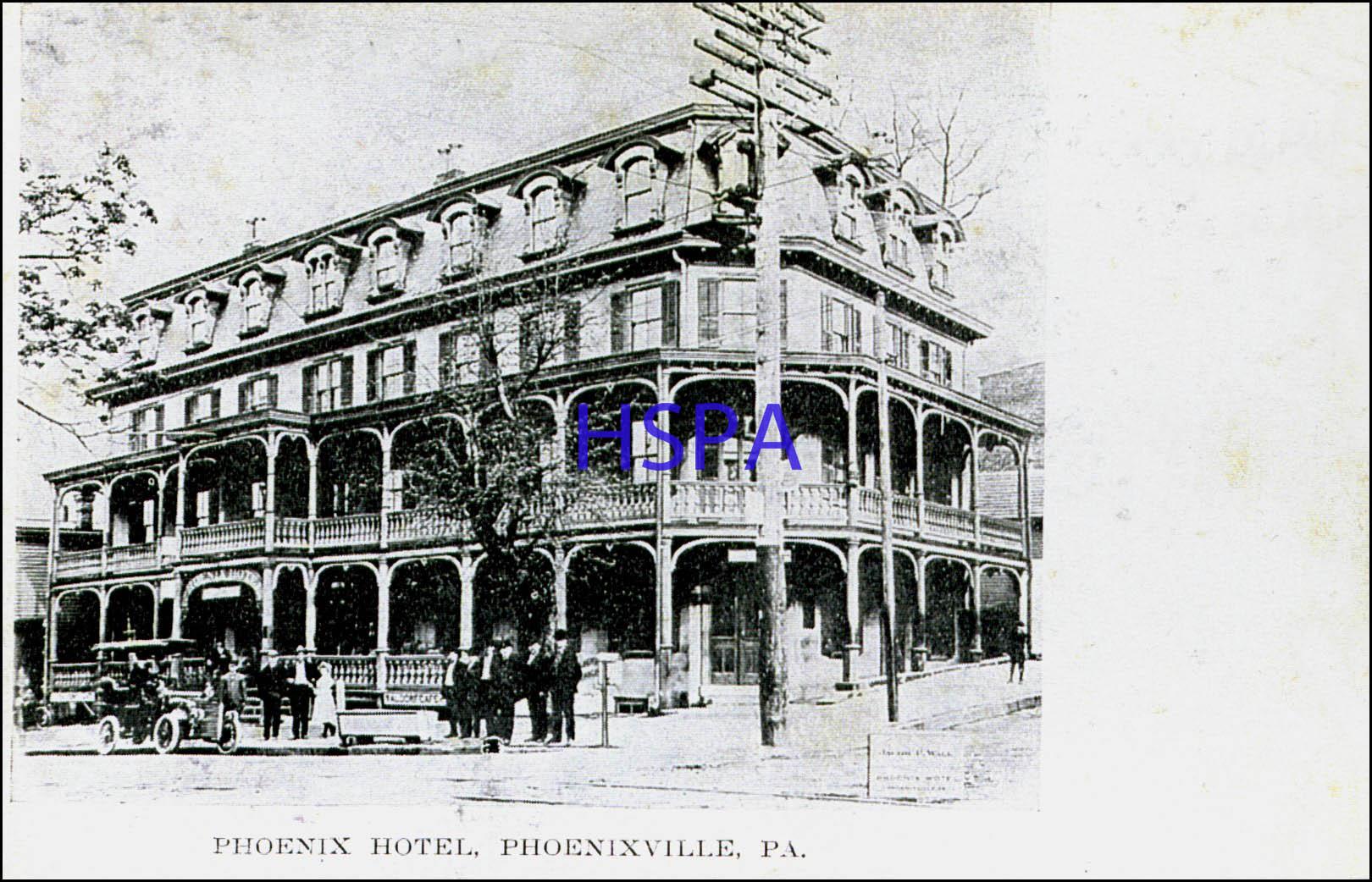 Phoenix Hotel C 1905